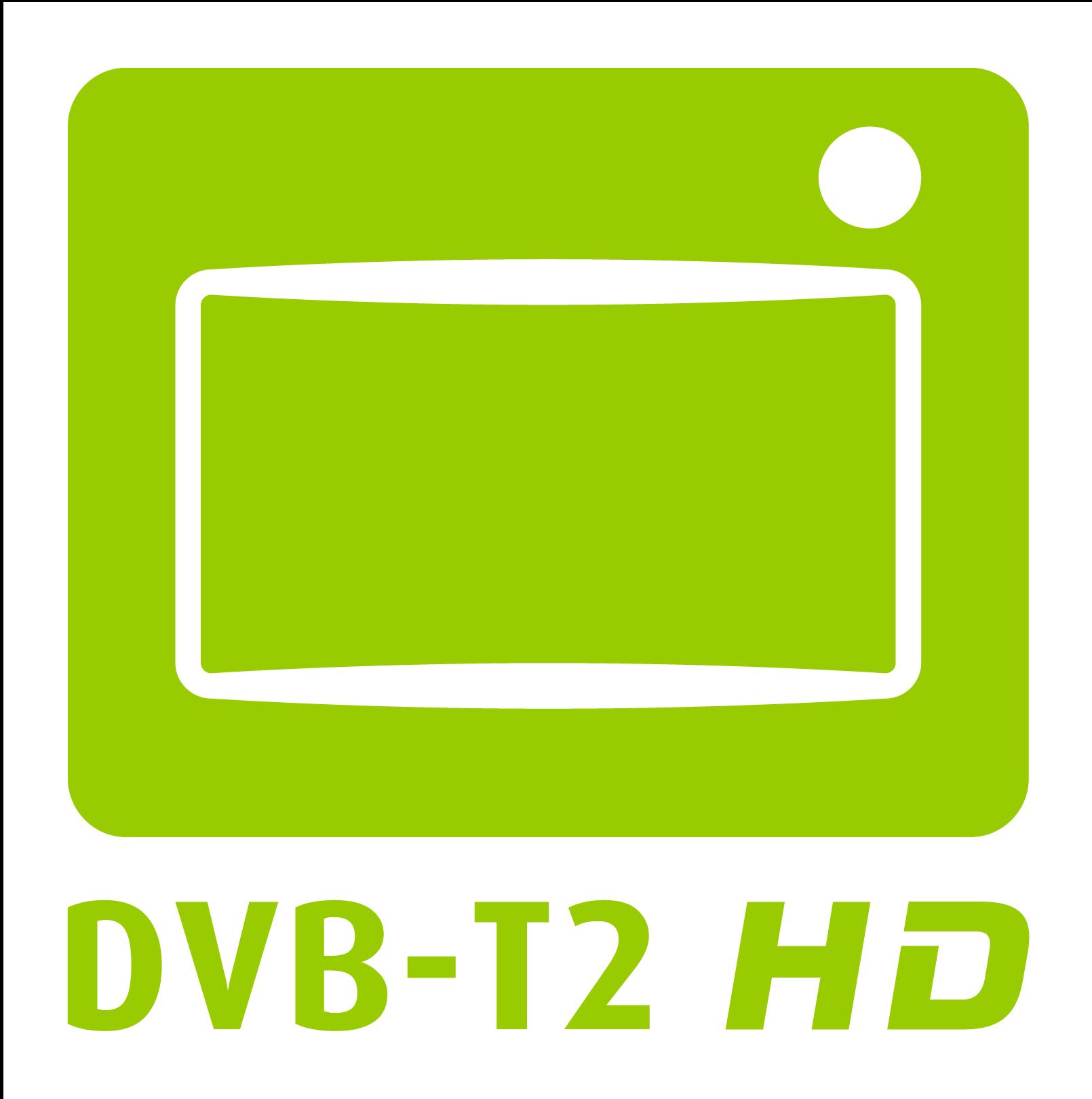 DVB-T2 HD - Logo