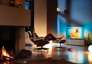Philips 6501 – Premium Design, bis zu drei-seitiges Ambilight und HDR+ setzen einen neuen Standard in der Mittelklasse