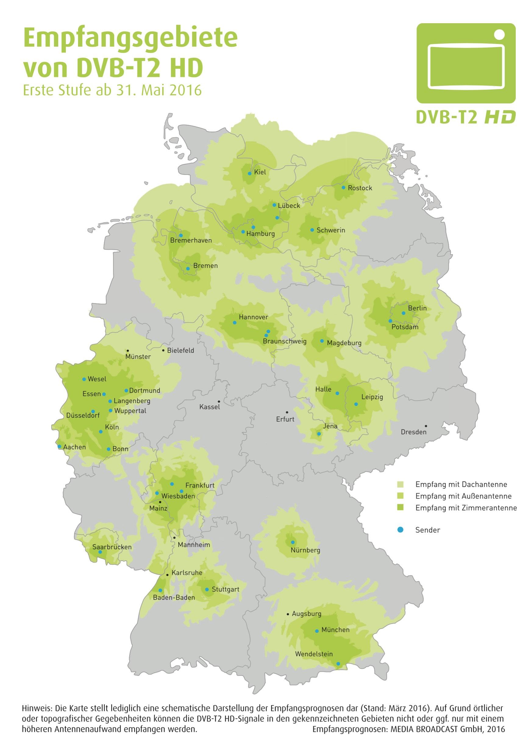 karte dvb t2 empfang