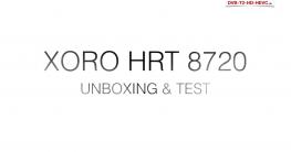 Test Xoro HRT 8720