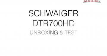Test Schwaiger DTR700HD