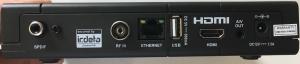 TechniSat DigiPal T2 HD - Rückseite