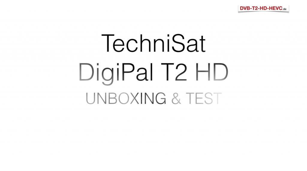 im test technisat digipal t2 hd dvb t2 hd hevc. Black Bedroom Furniture Sets. Home Design Ideas