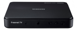 SAMSUNG GX-MB 540 TL/ZG Media BoxLite freenet TV, Schwarz