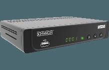 Schwaiger DTR 600 HD, Schwarz